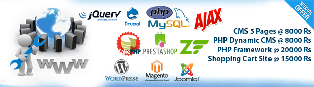 PHP / Joomla / Drupal /Wordpress Freelance Developer